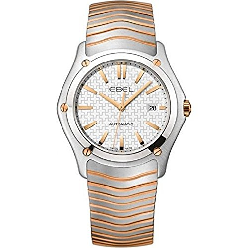 EBEL CLASSIC GENT AUTOMATIC men's watch bicolor Stainless Steel/Rose Gold 1216087