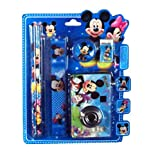 Parteet Mix Stationery Gift Set with Camera for Kids