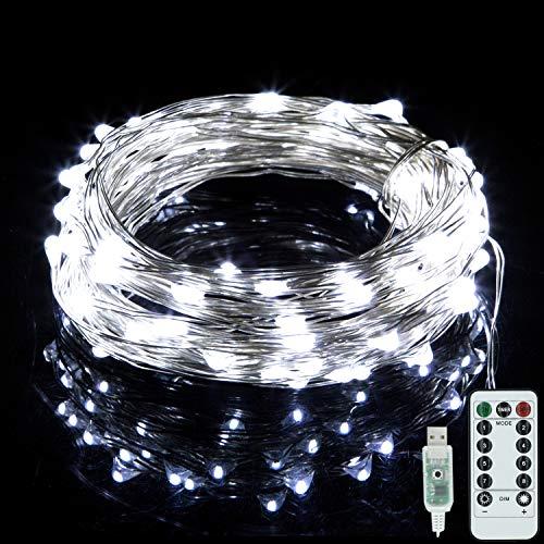 Led String Lights White/10 M in US - 7
