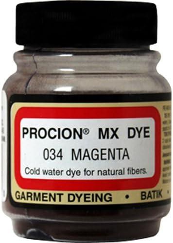 Jacquard Procion MX - Tinte (33 oz), Color Magenta: Amazon.es ...