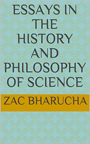 amazoncom essays in the history and philosophy of science ebook  essays in the history and philosophy of science by bharucha zac