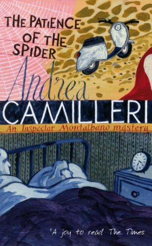 book cover of The Patience of the Spider