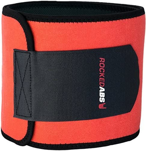 CROSS1946 Waist Trimmer Belt for Weight Loss,Waist Trainer for Women /& Men,Sweat Belly Belt Fat Burner,Stomach Slimming Body Weight Shaper,Compression Band for Abdominal Muscles Workout Fitness
