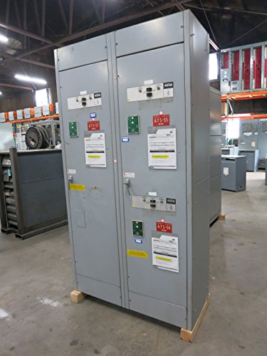 ASCO 947 400A Automatic Transfer Switch Cabinet 947A150C 480V 400 Amp 947A151C