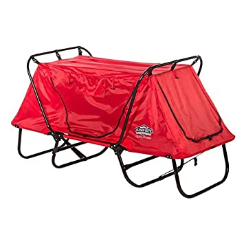 K&-Rite Red Kidu0027s Tent Cot With Rain Fly Includes Carry Bag  sc 1 st  Amazon.com & Amazon.com: Kamp-Rite Red Kidu0027s Tent Cot With Rain Fly Includes ...
