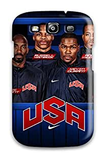 shameeza jamaludeen's Shop New Style sports team usa nba basketball olympics dream team olympic games basketball player NBA Sports & Colleges colorful Samsung Galaxy S3 cases 1016419K884194748