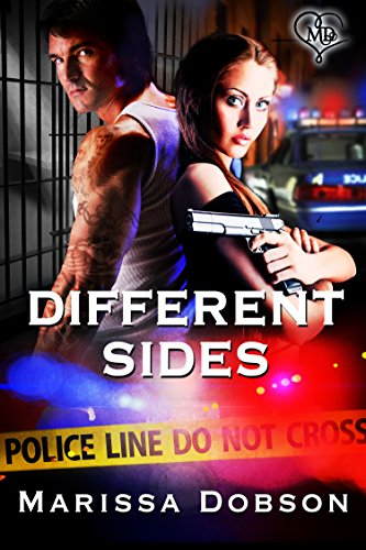 Different Sides (Phantom Security Book 1) by [Dobson, Marissa]