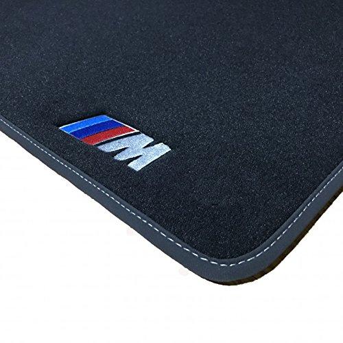 ZesfOr Tapis de Sol Premium pour BMW S/érie 3 F30 et F31 Finition M 2010-2014