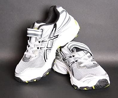 fc31cfbe5fb ASICS Pre Galaxy 4 Ps (C023N. 0189) Children'S Shoe White/Lime/Silver K13:  Amazon.co.uk: Shoes & Bags