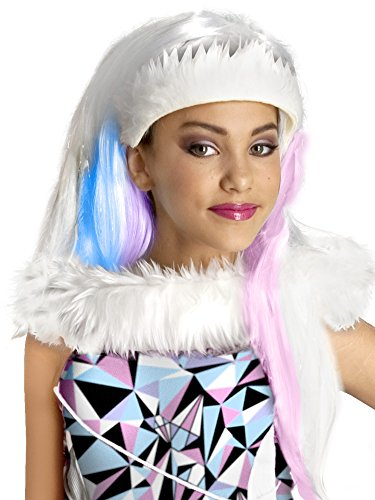 Monster High Abbey Bominable Child's Wig -