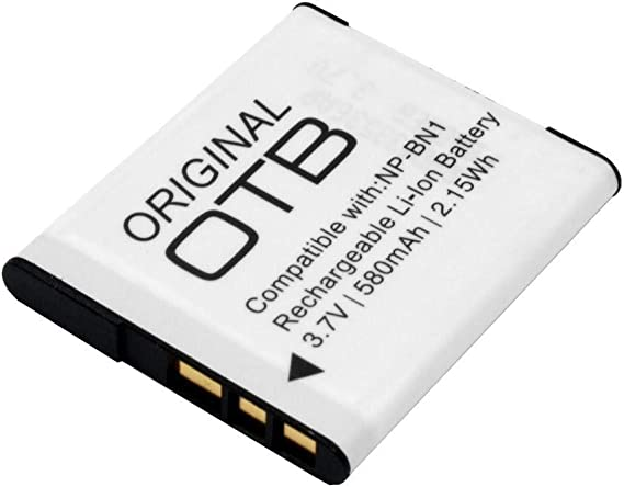 Akku Für Sony Cyber Shot Dsc Wx220 Li Ion