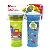 Baby : Sassy 360 Grow up Cup Spout Less Sippy Cup