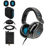 Best Sennheiser Recording Headphones - Sennheiser HD8 DJ Closed-Back Headphones + FiiO E10K Review
