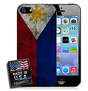 Philippines Flag Filipino Pride For Iphone 5/5S Phone Case Cover Hard Case