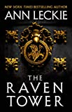 Book cover from The Raven Tower by Ann Leckie