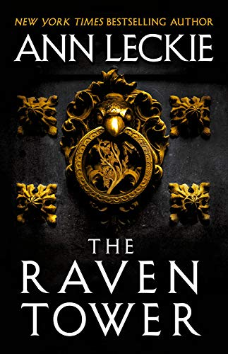 The Raven Tower book cover