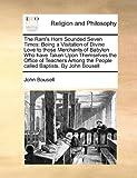 The Ram's Horn Sounded Seven Times, John Bousell, 1170172172