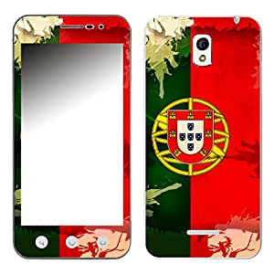 "Motivos Disagu Design Skin para Coolpad Porto: ""Portugal"""