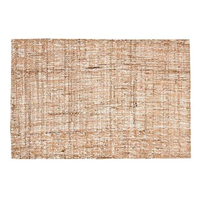 LinenTablecloth Shimmer Burlap Placemats Latte 2/Pack - Placemats sold in Packs of 2 Woven tinsel for extra embellishment Stiffened burlap for durability - placemats, kitchen-dining-room-table-linens, kitchen-dining-room - 51q9LLrGCqL. SS400  -