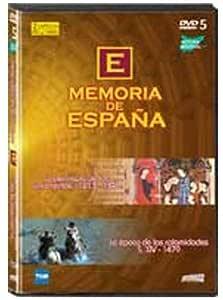 Memoria De España 5 Historia Medieval [DVD]: Amazon.es: Varios ...