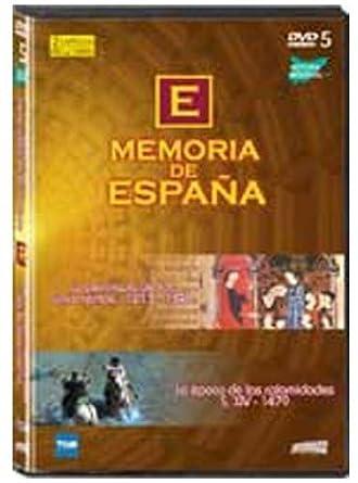 Memoria De España 5 Historia Medieval [DVD]: Amazon.es: Varios: Cine y Series TV