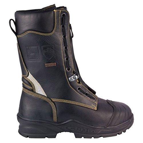 Cofra 21530-000.W38 No Flame Chaussures de sécurité Taille 38 Noir