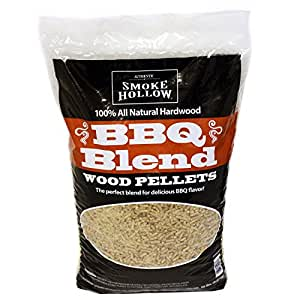 Smoke Hollow BBQ Blend Wood Pellets - 20 lb. Bag - 6 PACK