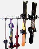 03007 Monkey Bar Storage Ski & Snowboard Rack