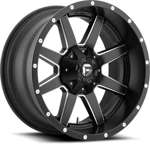 18 inch fuel maverick wheels