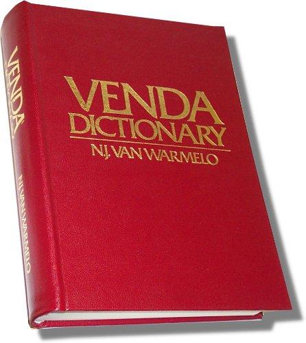 Venda Dictionary