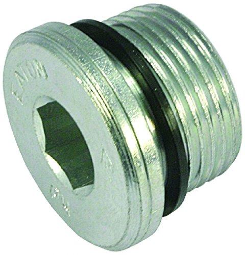 B5-01139 - SAKM22 - M22X1.5 Metric Male Blanking Plug-Internal Hexagon Misc
