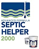 Miller Plante Septic Helper 2000 | 72 Treatments | Full 6+ Year Supply