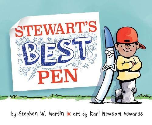 Book Cover: Stewart's Best Pen