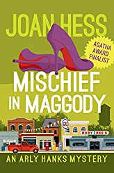 Mischief in Maggody (The Arly Hanks Mysteries Book 2)