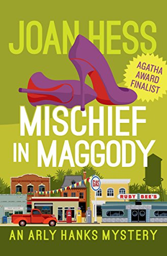 Mischief in Maggody (The Arly Hanks Mysteries Book 2) cover
