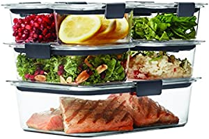 Up to 35% off Rubbermaid Food Storage