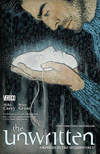 The Unwritten: Orpheus in the Underworld