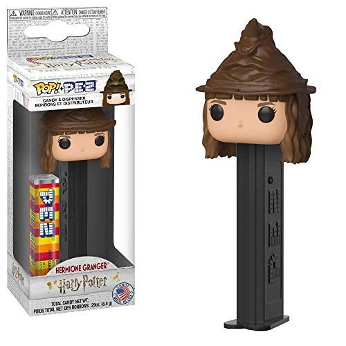 [해외]Funko Pop! Pez: 해리 포터 - Hermoine Granger (소팅 모자) / Funko Pop! Pez: Harry Potter - Hermoine Granger (Sorting Hat)