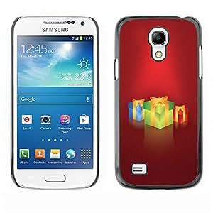 YOYO Slim PC / Aluminium Case Cover Armor Shell Portection //Christmas Holiday Gifts & Candles 1251 //Samsung Galaxy S4 Mini