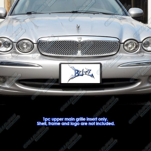 04 jaguar x type grill - 2
