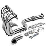 Ford Focus Zetec High-Performance Stainless Steel Exhaust Header Kit ZX3 ZX5 Hatchback