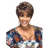 YX Synthetic Short Curly Brown Natural Wig For - Best Reviews Guide