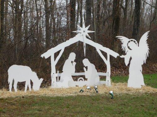 Life Size Angel for MyNativity Outdoor Nativity Set (3 sizes available) by MyNativity (Image #5)