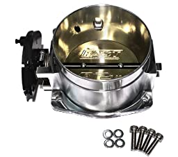 FAST Fuel Injection 54092 Big Mouth 92mm Throttle Body for LS Applications