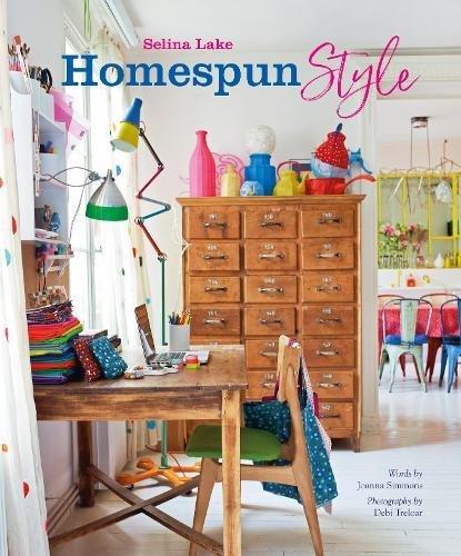 Book Cover: Homespun Style