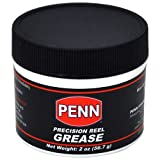 Penn 2OZGSESD12 Reel Precision Grease Tub, 2-Ounce, Outdoor Stuffs