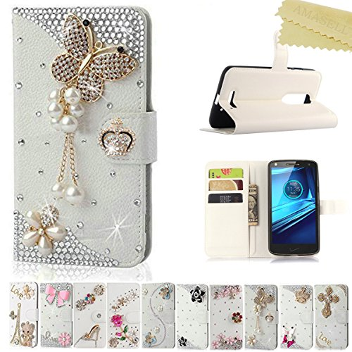 Motorola AMASELL Glitter Diamonds butterfly product image