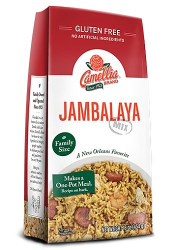 Camellia Brand - Brand Jambalaya Mix