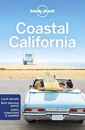 Lonely Planet Coastal California (Travel - Santa Barbara Stripes