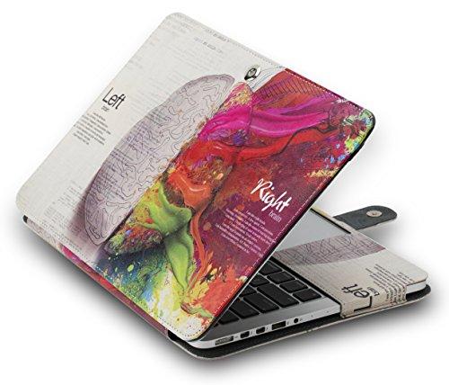 KEC MacBook Leather Protective Compatible